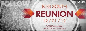 B1G South Reunion Cover Photo