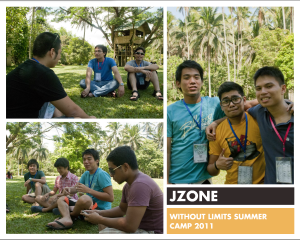 JZONE Without Limits Collage