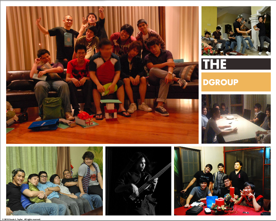 Different Picture of Marc Sorongon's Dgroup