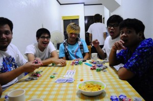 Poker Night in Tagaytay