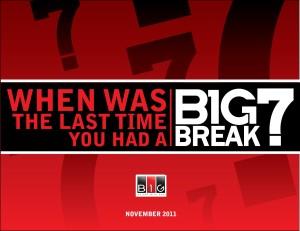 B1G7 teaser poster