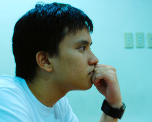 Marc Sorongon Thinking