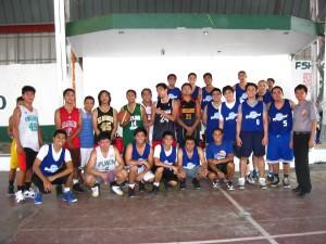 CCF Alabang ebasketball ministry