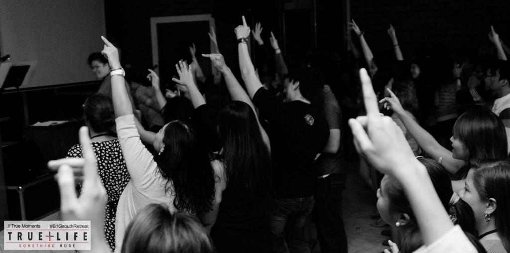 True Life Retreat - Worship Night