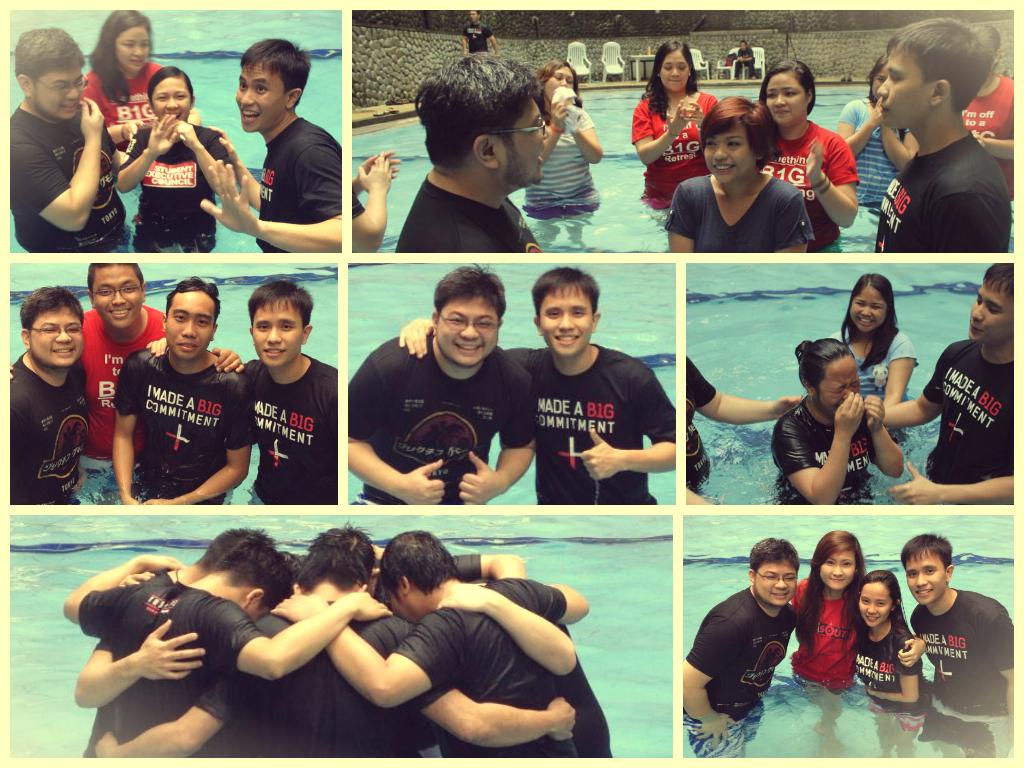 True Life Baptism
