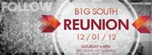 B1G South Reunion Cover Photo
